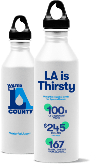 Quench Your Thirst Bottles - Sign up now and get a free water bottle